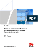 Common Transmission Resource Management on MBSC(SRAN7.0_01)