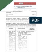 Formato Reglamento Disciplinar Matemáticas