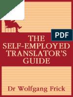 Self Employed Translators Handbook