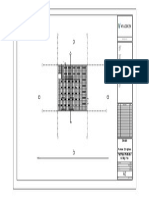 commerical garage template - sheet - a2 - first floor reflected ceiling plan