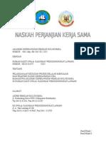 Mou Diklat Revisi Keperawatan. 08.08.2015 Ttd Direktur