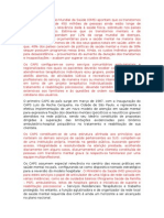 Dados Da Organização Mundial Da Saúde (1)