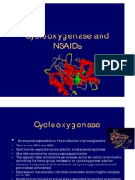 Cyclooxygenase