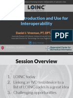 2015 09 29 - LOINC Introduction and Use for Interoperability