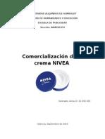 Comercializacion Crema Nivea