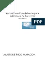 Aplicaciones Especializadas Para Gp - Clase 3