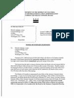 ABRA suspension summary