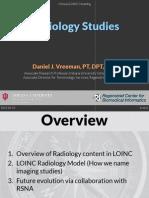 2015 08 - LOINC - Radiology Studies