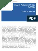 2012 10 Consejos Legales Para Iniciar Una Empresa