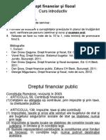 Drept Financiar IFR