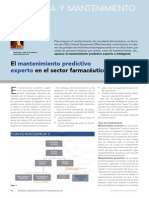 Article El Mantenimiento Predictivo Experto en El Sector Farmaceacuteutico Www.farmaindustrial.com