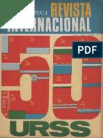 Revista Internacional - Nuestra Epoca N°11 - Noviembre 1967 - Edición Chilena