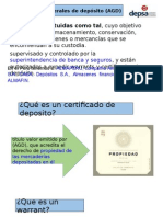 Alamacen General de Deposito (Agd)