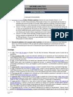Informe Analítico Chevron