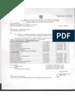 MTech Academic Calender 2014-15