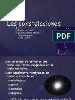 Presentación Constelaciones