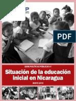 Educación Inicial en Nicaragua 2014 IEEPP
