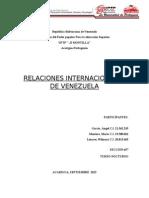 RELACIONES INTERNACIONALES-1