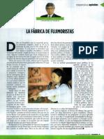 La Fábrica de Fujimoristas