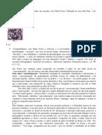 Educação Popular - Um Encontro Com Paulo Freire