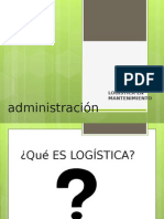 Logistica Para Mantenimiento (1)