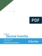 Condiciones Generales  Dental Familia