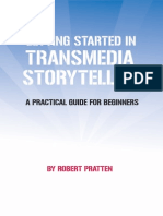 Getting shared with transmedia storytelling 1