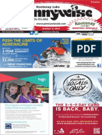 Kootenay Lake Pennywise Oct. 6, 2015
