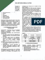 LP 9 Explorarea Metabolismului Lipidic