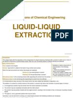 Tema 5 - Liquid-liquid Extraction (2014-15)