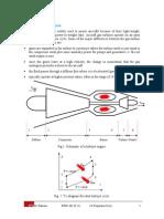Jet Propulsion Cycle