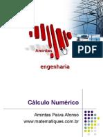 Cálculo Numérico -Unidade 7 -Método Da Bissecção Ou Dicotomia