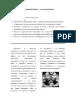 Eixo Hipotálamo-Hipófise e o Uso de Anabolizan..