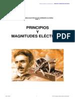 SCIE I Principios y Magnitudes