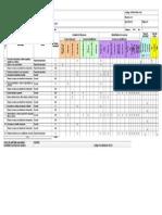 Consolidado de Tablas Asme - Chavimochic 407- 415