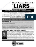 liars resource guide 2015