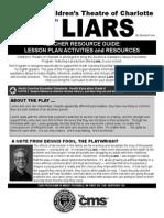 liars resource guide 2015