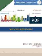 Ahmedabad Smart City Presentation
