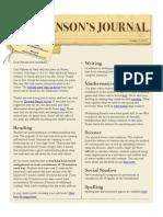 johnsons journal  10-5-15