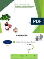 Papel de Los Antioxidantes