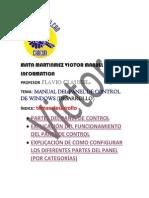 Copia de Manual Del Panel de Control de Window