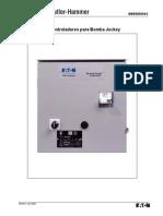 IM05805004S_FDJP_JY_Jockey Pump Controller_Operation Manual - Spanish - 2003