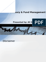 Treasury & Fund Management Overview