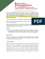 Modelo Padrão 10ºSimJOR-Comuinicação Oral
