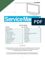 L32W831 Service Manual