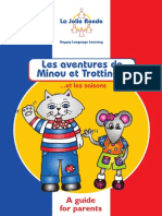 Les Aventures (Fr) Parent Guide 18.01.12