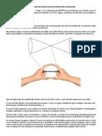 Tecnologia de Duplo Cone de Estrutura Afunilada