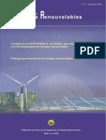 Bulletin Des Énergies Renouvelables