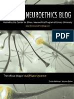 The Neuroethics Blog Reader