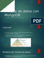 Minería de Datos Con MongoDB